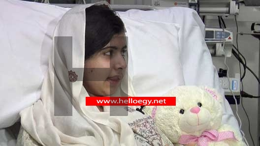 Malala: 'I'm feeling better' after skull surgery