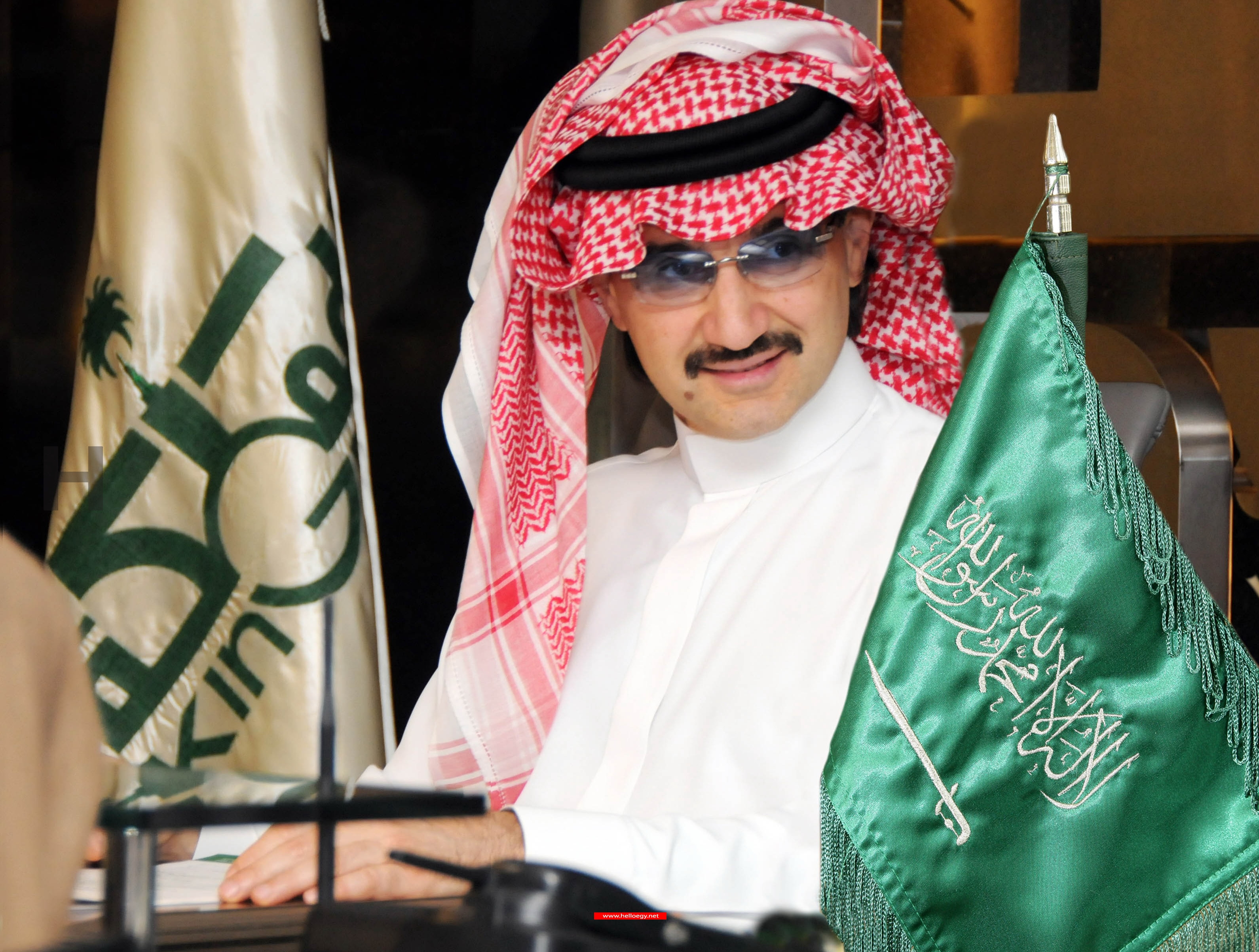 Prince Alwaleed And The Curious Case Of Kingdom Holding Stock