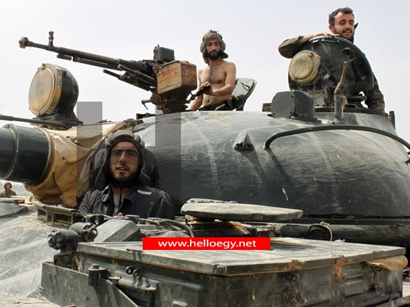 Syrian army captures strategic border town of Qusair
