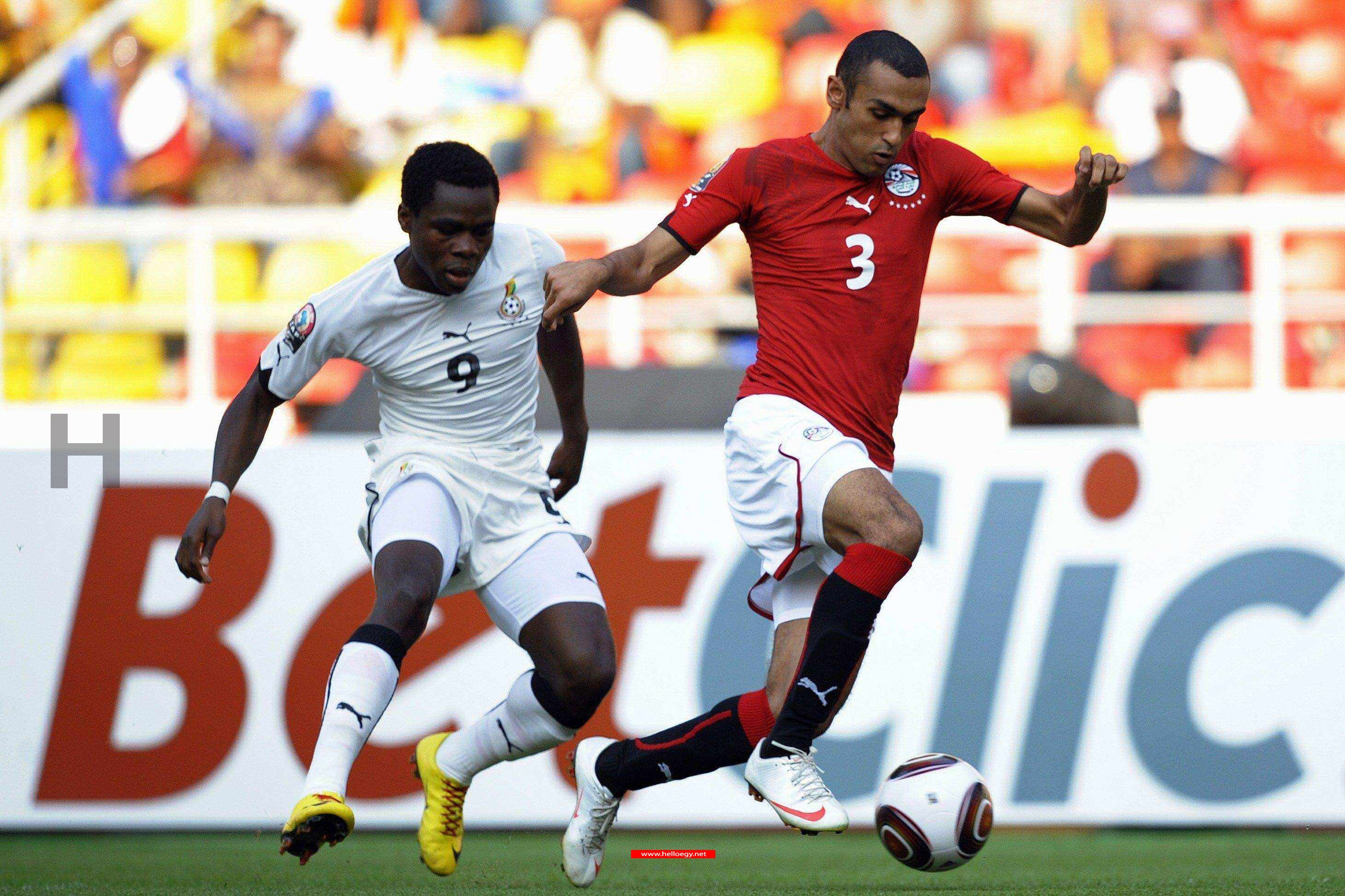 Ghana ask for Egypt World Cup play-off to be moved to neutral venue