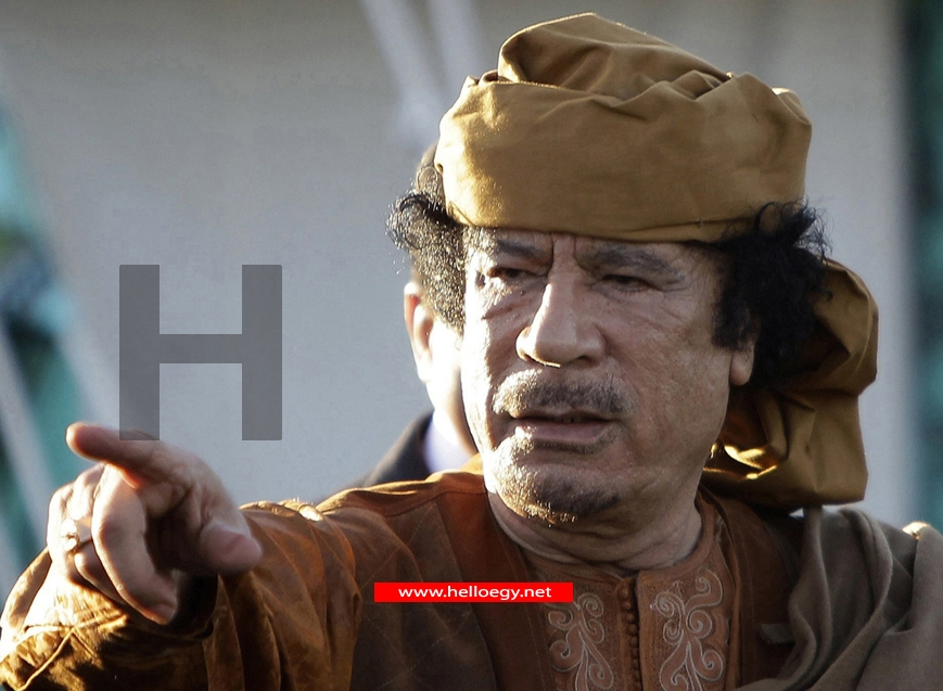 Gaddafi… Secret Room to Check Girls before Raping