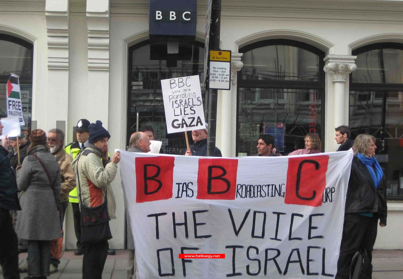 "Egypt Exposes BBC ""British Prostitution Corporation"""