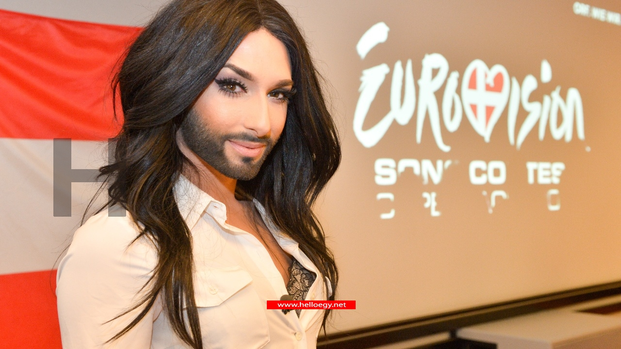 "The ""Beard Girl"" wins The Eurovision"